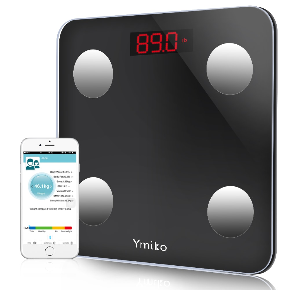 Bluetooth Body Fat Scale